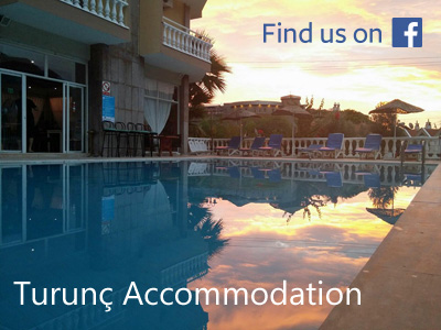 Turunc Accommodation Facebook page
