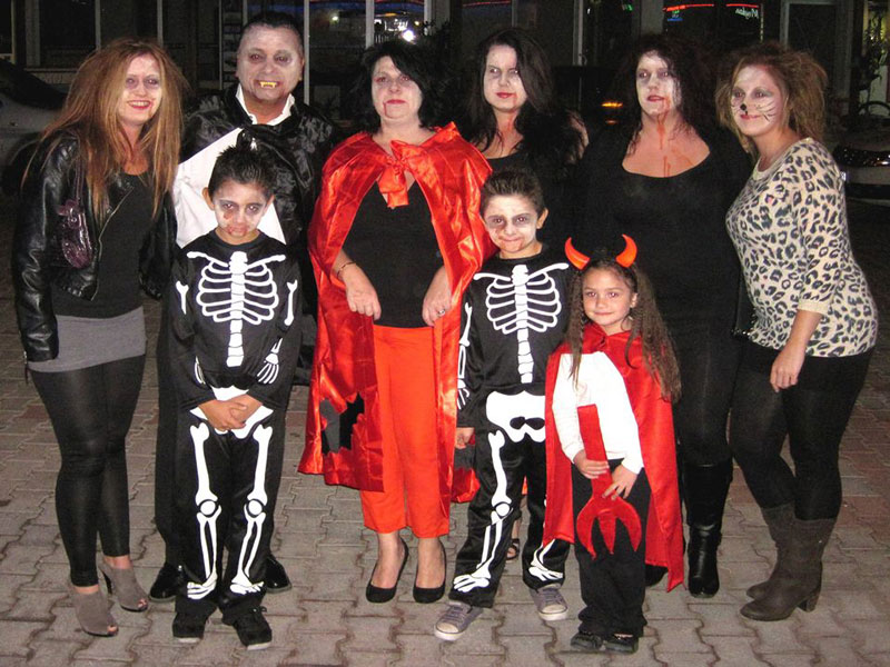 Halloween Party at Musti Restaurant