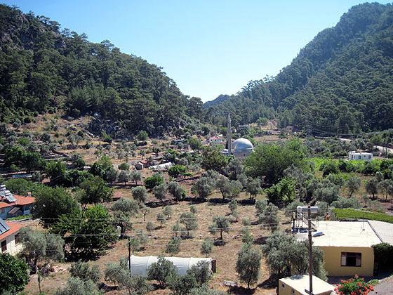 Turunc Village  Out & About  Osmaniye (Honey House)
